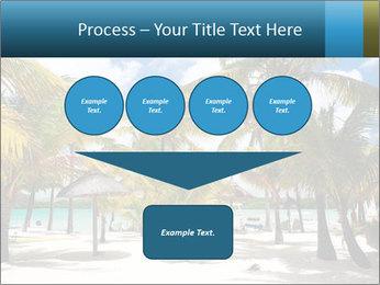 Beautiful tropical beach PowerPoint Template - Slide 93