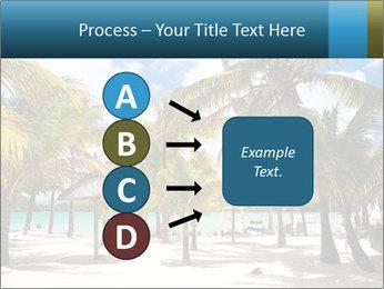 Beautiful tropical beach PowerPoint Template - Slide 94