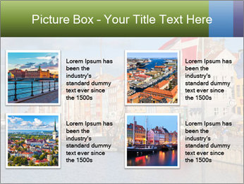A sunny summer day PowerPoint Template - Slide 14