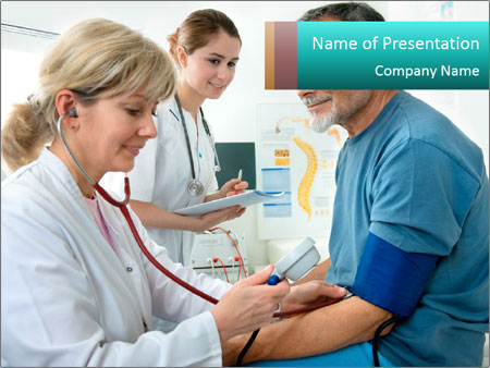 Patient PowerPoint Templates