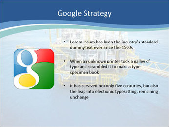 Oil refinery PowerPoint Template - Slide 10