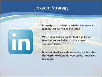 Oil refinery PowerPoint Template - Slide 12