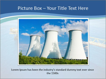 Oil refinery PowerPoint Template - Slide 16