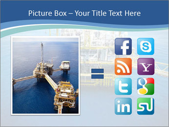 Oil refinery PowerPoint Template - Slide 21
