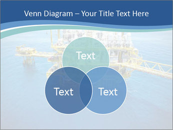 Oil refinery PowerPoint Template - Slide 33
