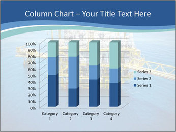 Oil refinery PowerPoint Template - Slide 50