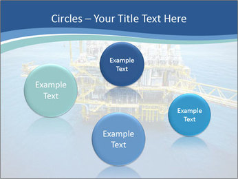 Oil refinery PowerPoint Template - Slide 77