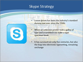 Oil refinery PowerPoint Template - Slide 8