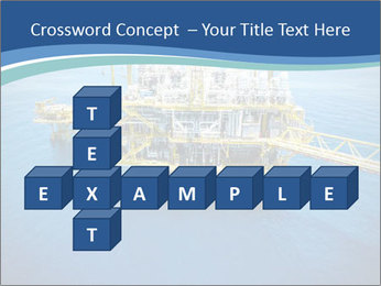Oil refinery PowerPoint Template - Slide 82