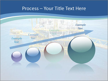 Oil refinery PowerPoint Template - Slide 87