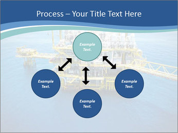 Oil refinery PowerPoint Template - Slide 91