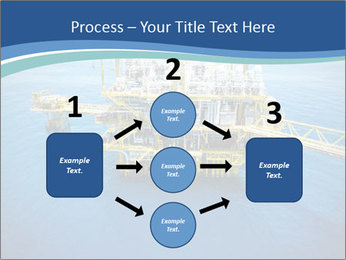 Oil refinery PowerPoint Template - Slide 92