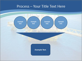 Oil refinery PowerPoint Template - Slide 93