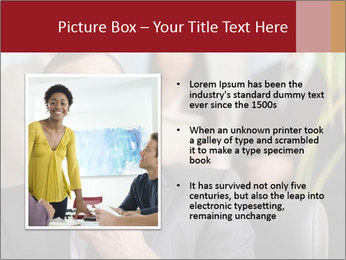 American businessman PowerPoint Template - Slide 13