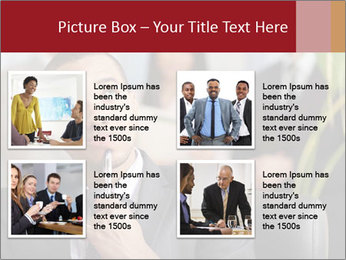 American businessman PowerPoint Template - Slide 14
