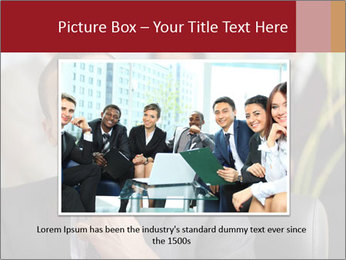 American businessman PowerPoint Template - Slide 15