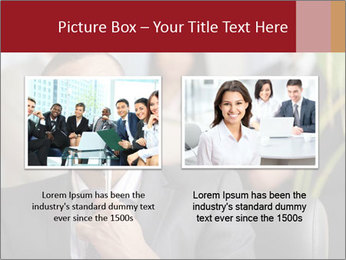 American businessman PowerPoint Template - Slide 18