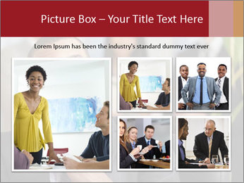 American businessman PowerPoint Template - Slide 19
