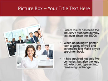 American businessman PowerPoint Template - Slide 20