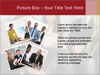 American businessman PowerPoint Template - Slide 23
