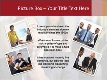 American businessman PowerPoint Template - Slide 24