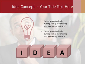American businessman PowerPoint Template - Slide 80