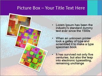 Detail of a back PowerPoint Templates - Slide 17