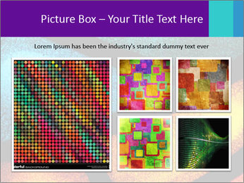 Detail of a back PowerPoint Templates - Slide 19
