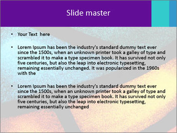 Detail of a back PowerPoint Templates - Slide 2