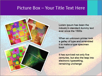 Detail of a back PowerPoint Templates - Slide 23
