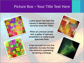 Detail of a back PowerPoint Templates - Slide 24