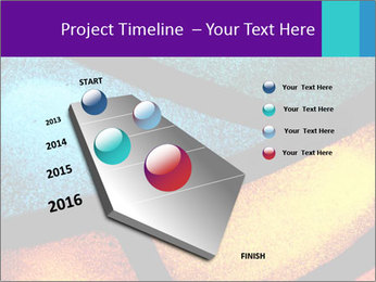 Detail of a back PowerPoint Templates - Slide 26