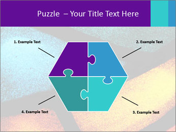 Detail of a back PowerPoint Templates - Slide 40