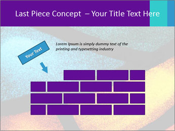 Detail of a back PowerPoint Templates - Slide 46
