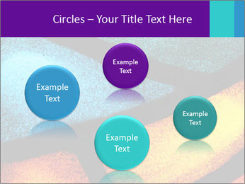 Detail of a back PowerPoint Templates - Slide 77