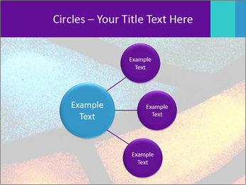 Detail of a back PowerPoint Templates - Slide 79