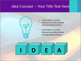 Detail of a back PowerPoint Templates - Slide 80