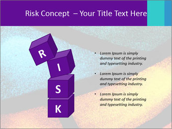 Detail of a back PowerPoint Templates - Slide 81