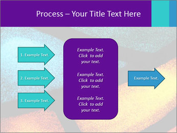Detail of a back PowerPoint Templates - Slide 85