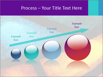 Detail of a back PowerPoint Templates - Slide 87