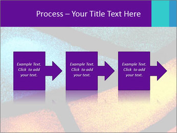Detail of a back PowerPoint Templates - Slide 88
