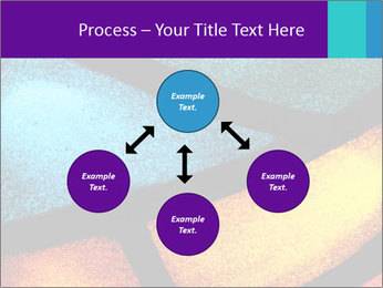 Detail of a back PowerPoint Templates - Slide 91