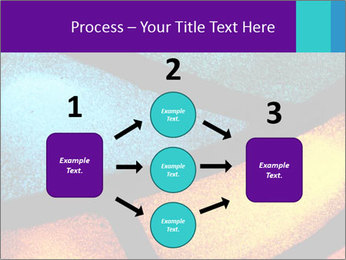 Detail of a back PowerPoint Templates - Slide 92