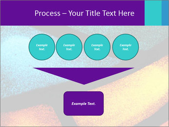 Detail of a back PowerPoint Templates - Slide 93