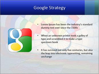 Hot air balloon PowerPoint Template - Slide 10