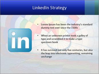 Hot air balloon PowerPoint Template - Slide 12