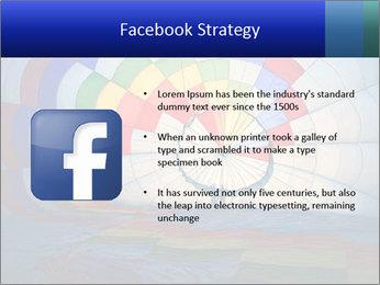Hot air balloon PowerPoint Template - Slide 6