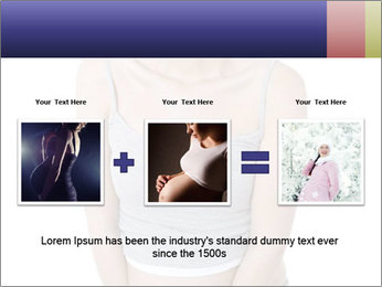 Pregnant PowerPoint Template - Slide 22
