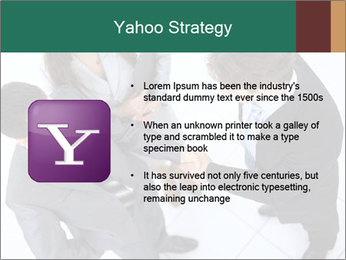 Business handshake PowerPoint Template - Slide 11