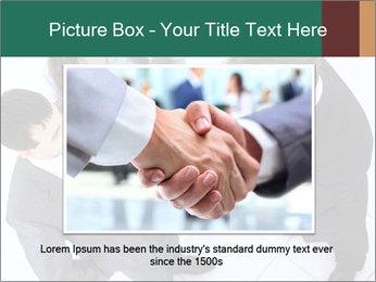 Business handshake PowerPoint Template - Slide 15
